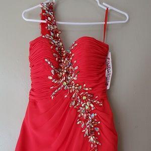 Brand Cinderella  gown.